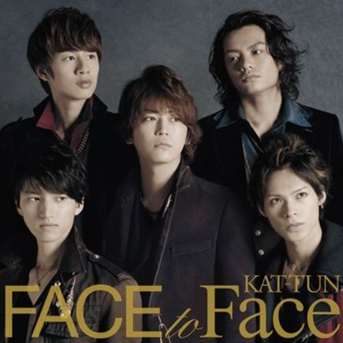 Image result for kat-tun: face to face cd