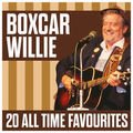 boxcar willie and willie nelson - boxcar s my home