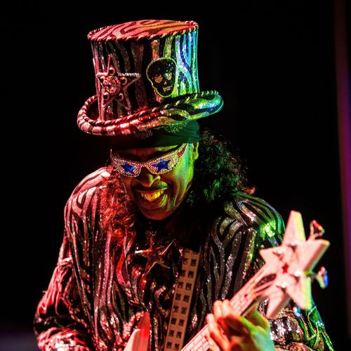 Bootsy Collins Listen On Deezer Music Streaming