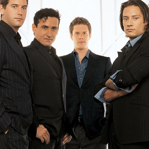 Il divo listen on deezer music streaming - Il divo biography ...