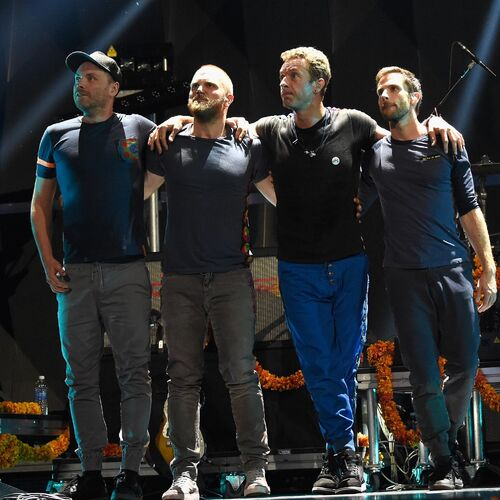 Coldplay - Listen on Deezer | Music Streaming