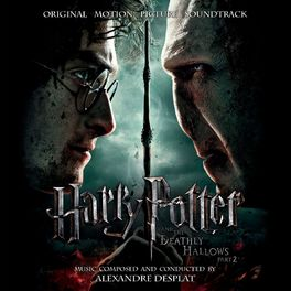Album cover of Harry Potter and the Deathly Hallows, Pt. 2 (Original Motion Picture Soundtrack)