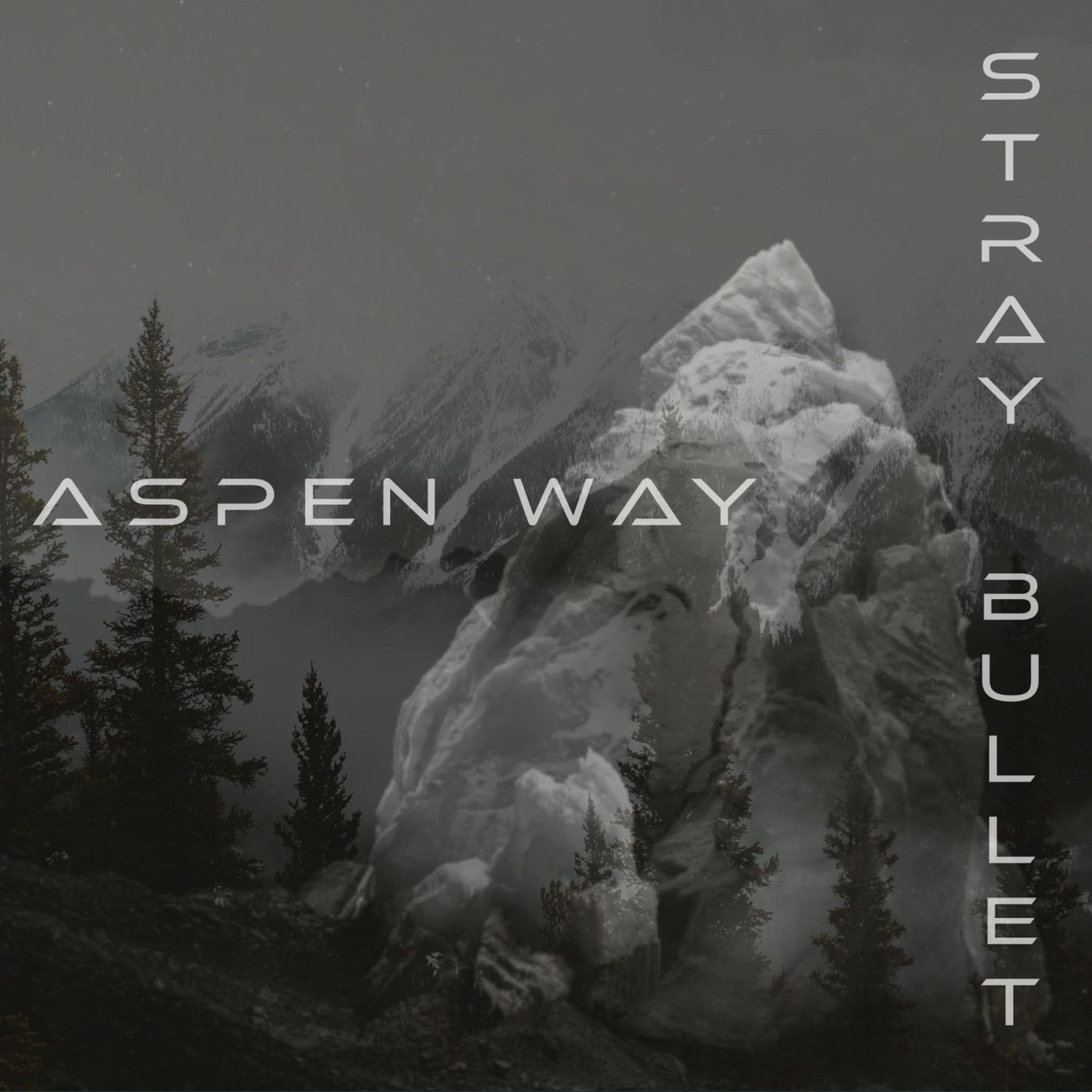Aspen Way - Stray Bullet [single] (2021)