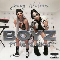 Música Boyz - Jesy Nelson (Com Nicki Minaj) (2021)
