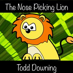 The Nose Picking Lion