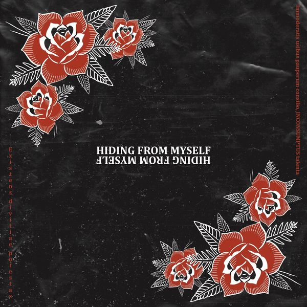 As Everything Unfolds - Hiding from Myself [single] (2020)