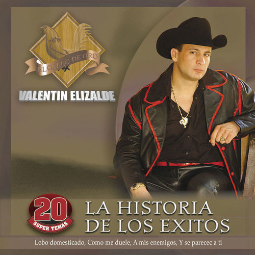 Valentin Elizalde A Mis Enemigos Listen With Lyrics Deezer