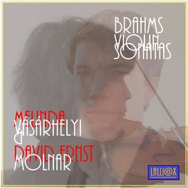 Album cover of Brahms Violin Sonatas