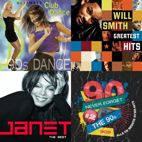 100 Greatest Dance Hits of the 90s playlist - Listen now on