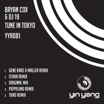 Tune In Tokyo cover