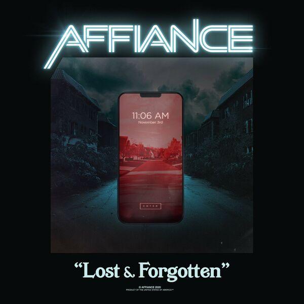 AFFIANCE - Lost & Forgotten [single] (2020)