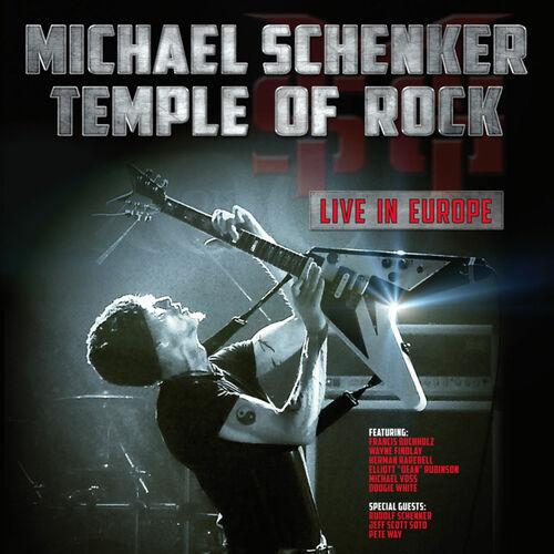 Michael Schenker Temple Of Rock Live In Europe Music