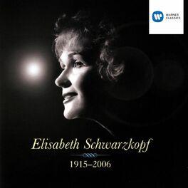 Elisabeth Schwarzkopfgeoffrey Parsons Strauss 6 Lieder