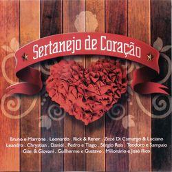 Sertanejo De Coração 2005 CD Completo