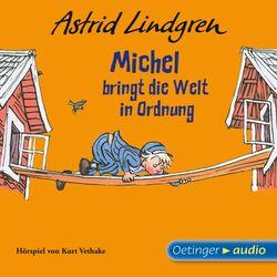 Michel bringt die Welt in Ordnung (Filmhörspiel) Audiobook