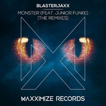Monster (feat. Junior Funke) cover