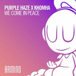Album cover of We Come In Peace
