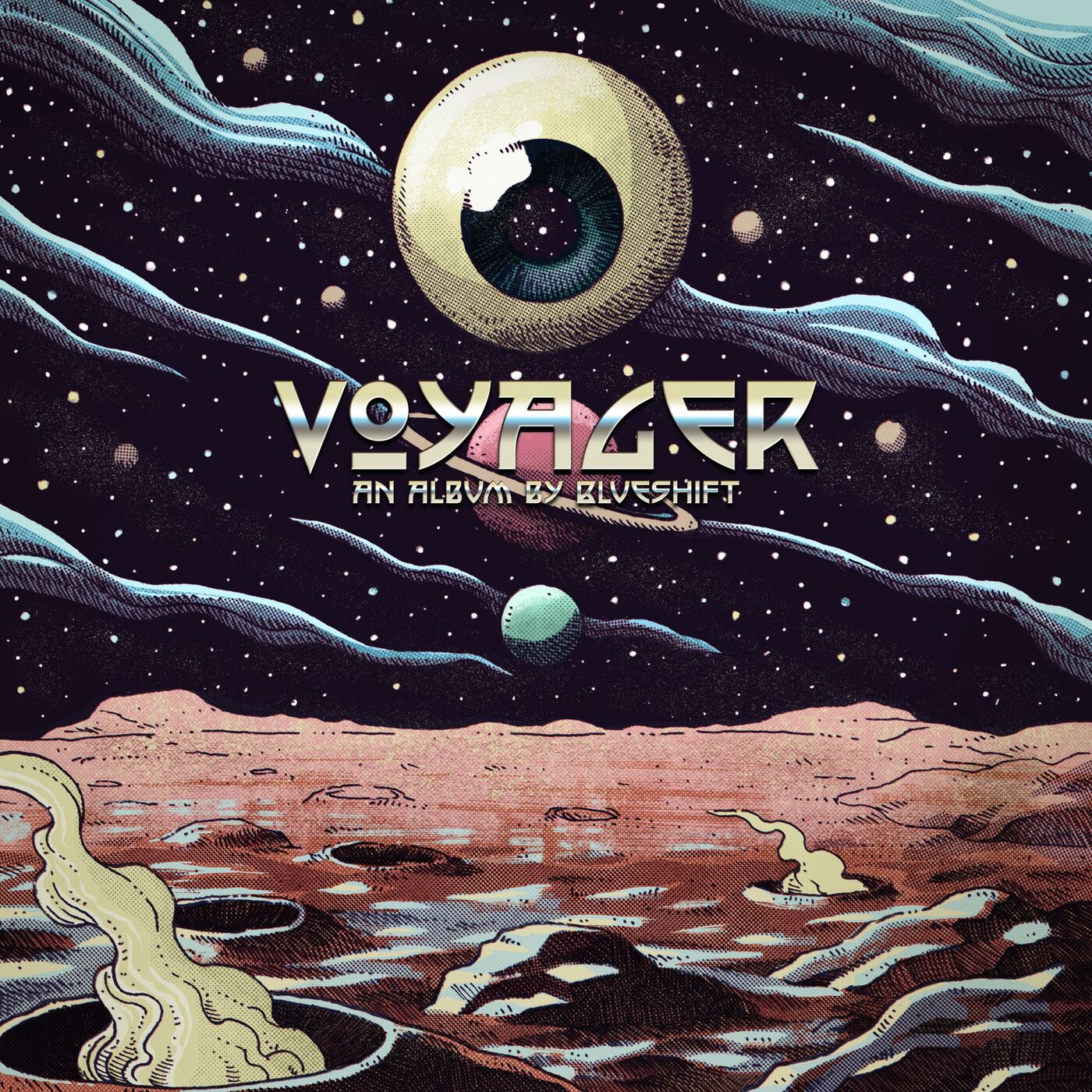 Blueshift - Voyager [single] (2020)