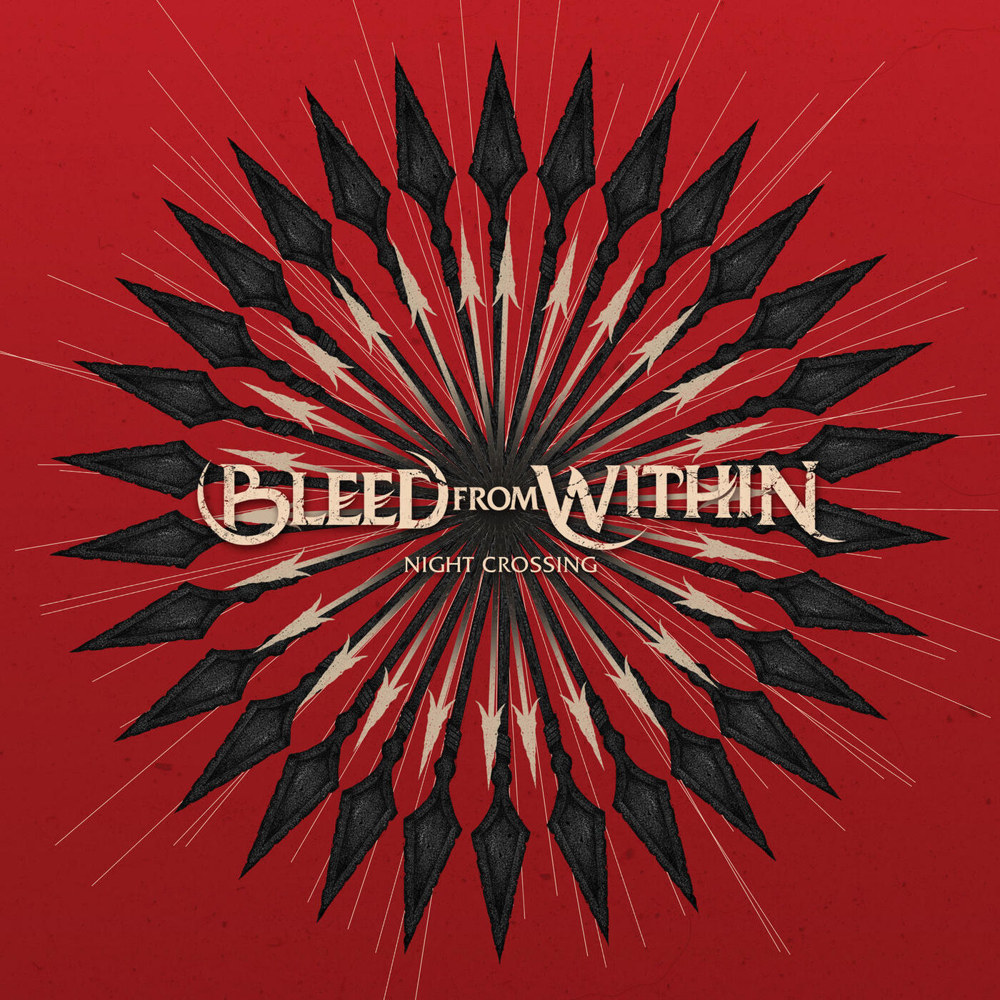 Bleed From Within - Night Crossing [single] (2020)