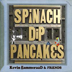 Spinach Dip Pancakes