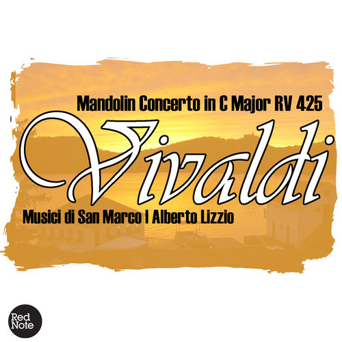 Musici di San Marco: Vivaldi: Mandolin Concerto in C Major RV 425