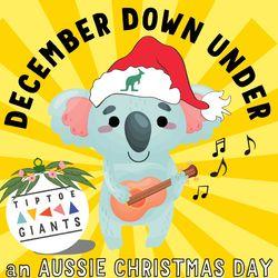 December Down Under (Aussie Christmas Day)