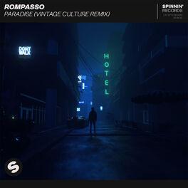 Album cover of Paradise (Vintage Culture Remix)