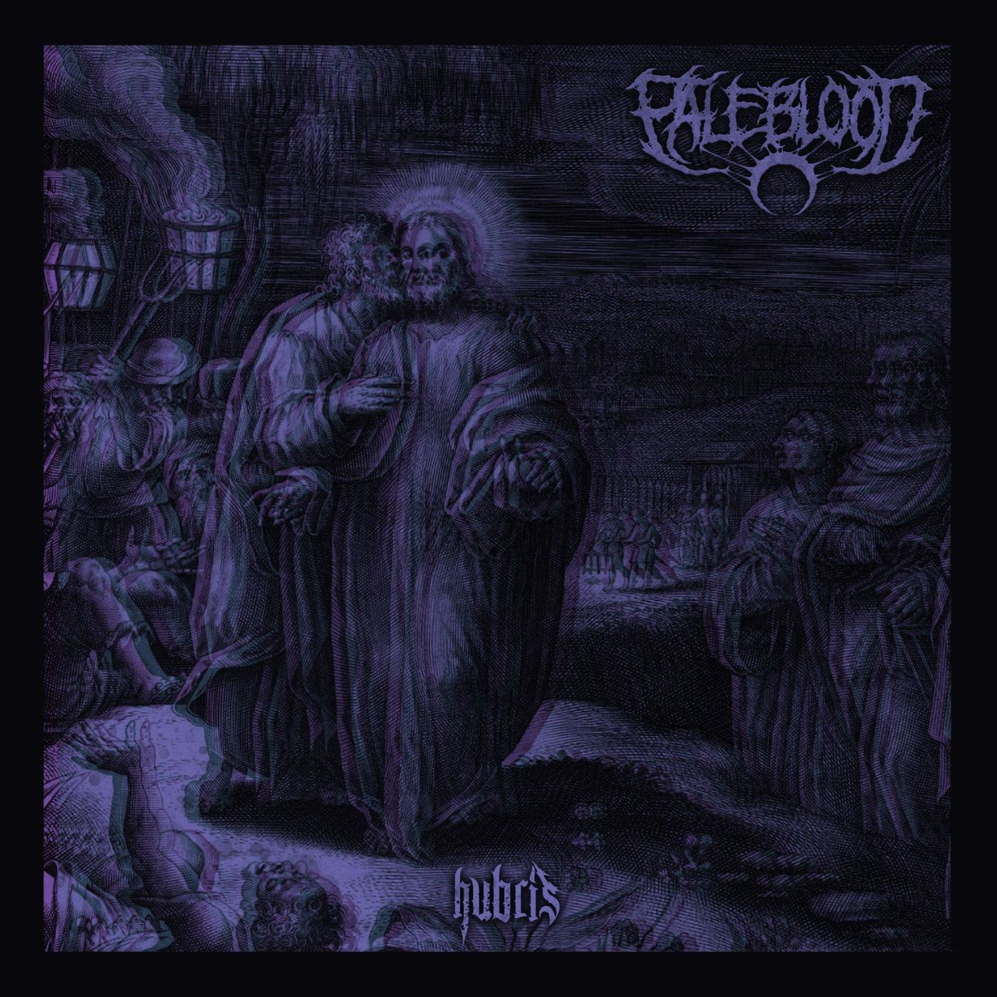 Paleblood - Hubris [single] (2021)