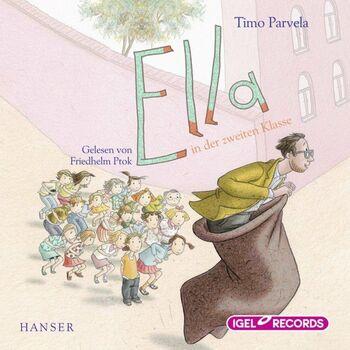 Kapitel 1.4 & Kapitel 2.1 - Ella in der zweiten Klasse cover