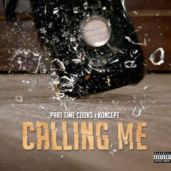 Calling Me cover
