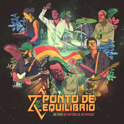 CD Ao Vivo No República do Reggae – Ponto De Equilíbrio (2018)