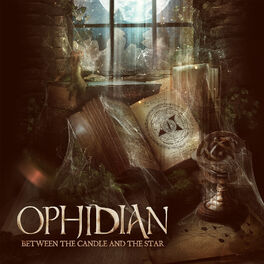 Album cover of Between the Candle and the Star