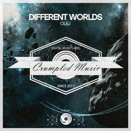 Album cover of Different Worlds