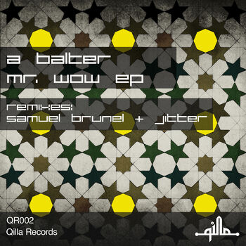 Mr. Wow (Jitter Remix] cover