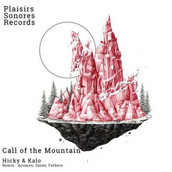 Call Of The Moutain cover