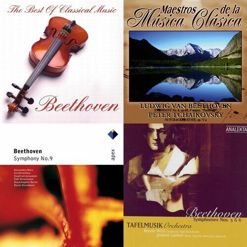 Lista pesama beethoven – Slušaj na Deezer-u | Strimovanje muzike