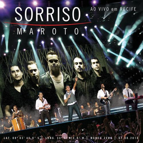 CD Sorriso Maroto Ao Vivo No Recife – Sorriso Maroto (2011)