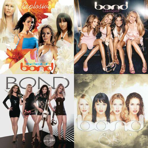 Playlist BOND QUARTET - À écouter sur Deezer   Musique en