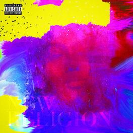 Album cover of NEW RELIGION