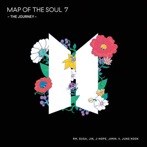 do BTS - Álbum MAP OF THE SOUL : 7 ~ THE JOURNEY ~ Download