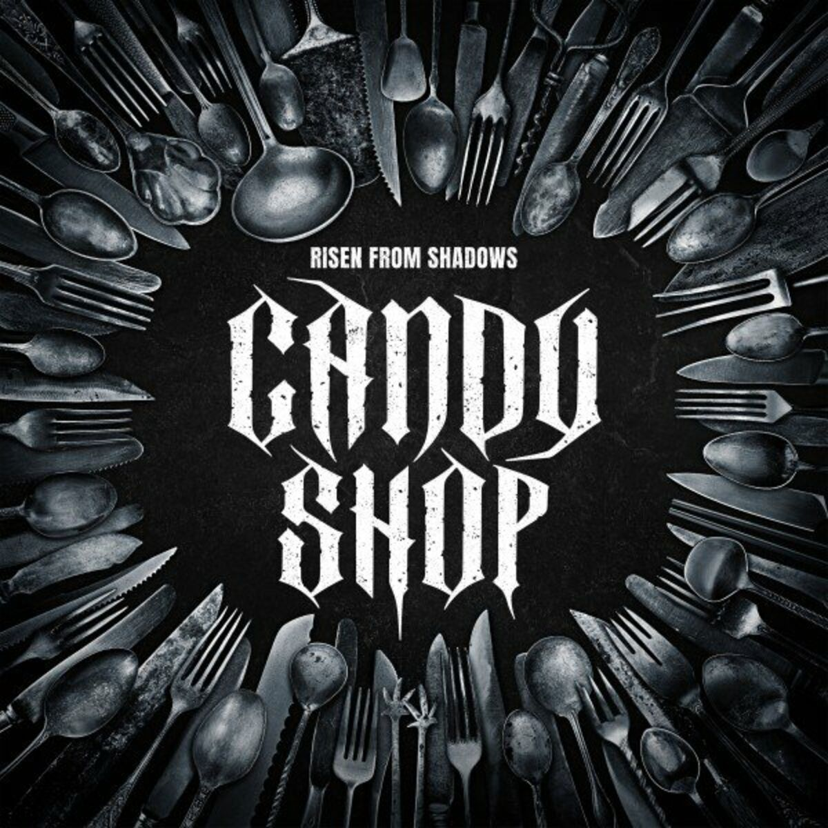 Risen from Shadows - Candy Shop [single] (2021)