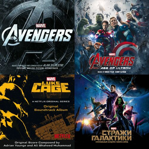 Marvel Theme Songs playlist - Listen now on Deezer   Music