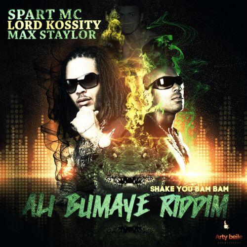 Max Staylor - Ali Bumaye Riddim (Instrumental) (Shake You Bam Bam