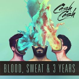 Album cover of Blood, Sweat & 3 Years