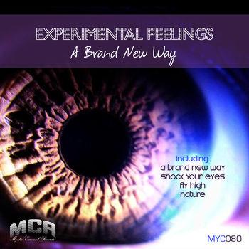 A Brand New Way (Original Mix) cover
