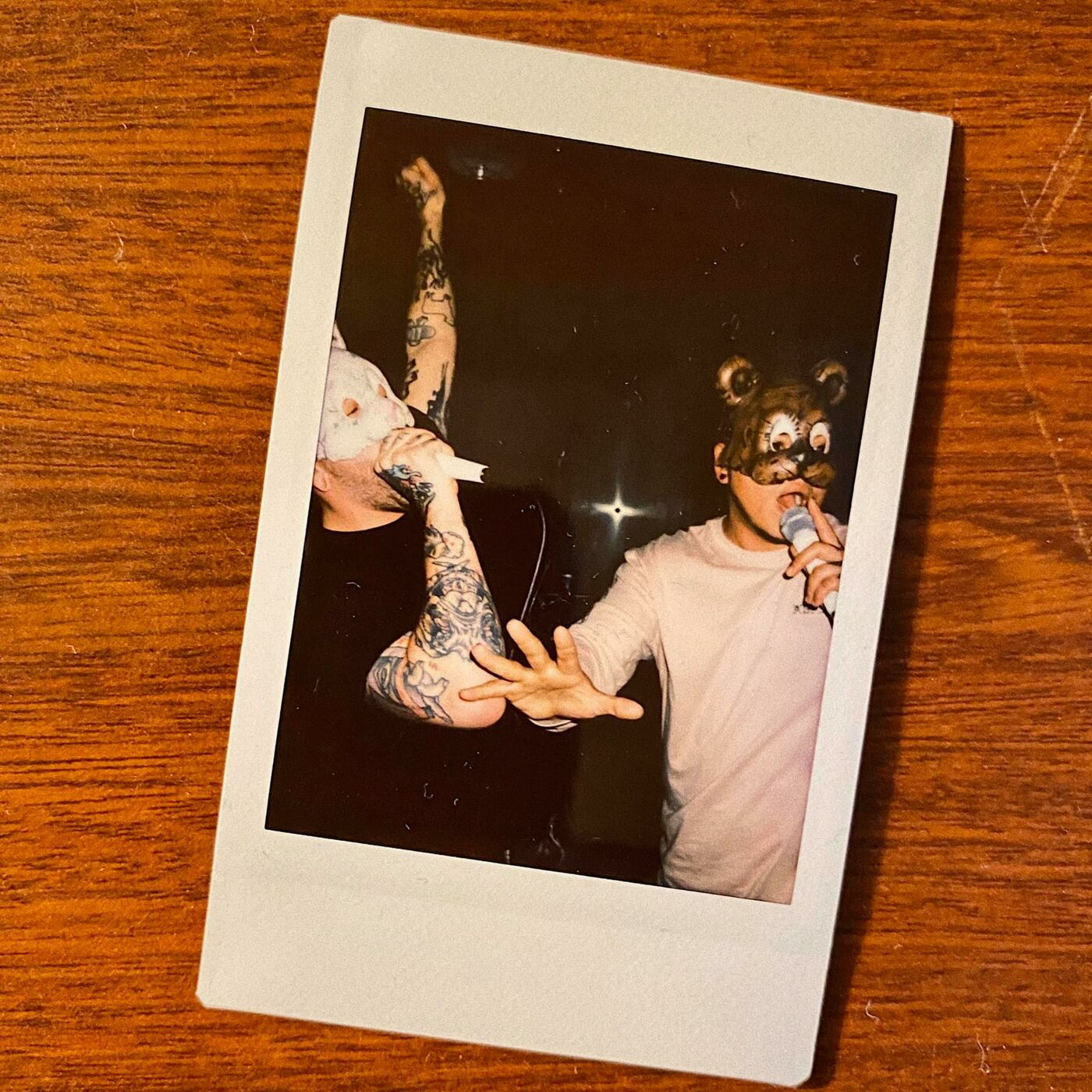 The Bunny The Bear - Visions [single] (2020)