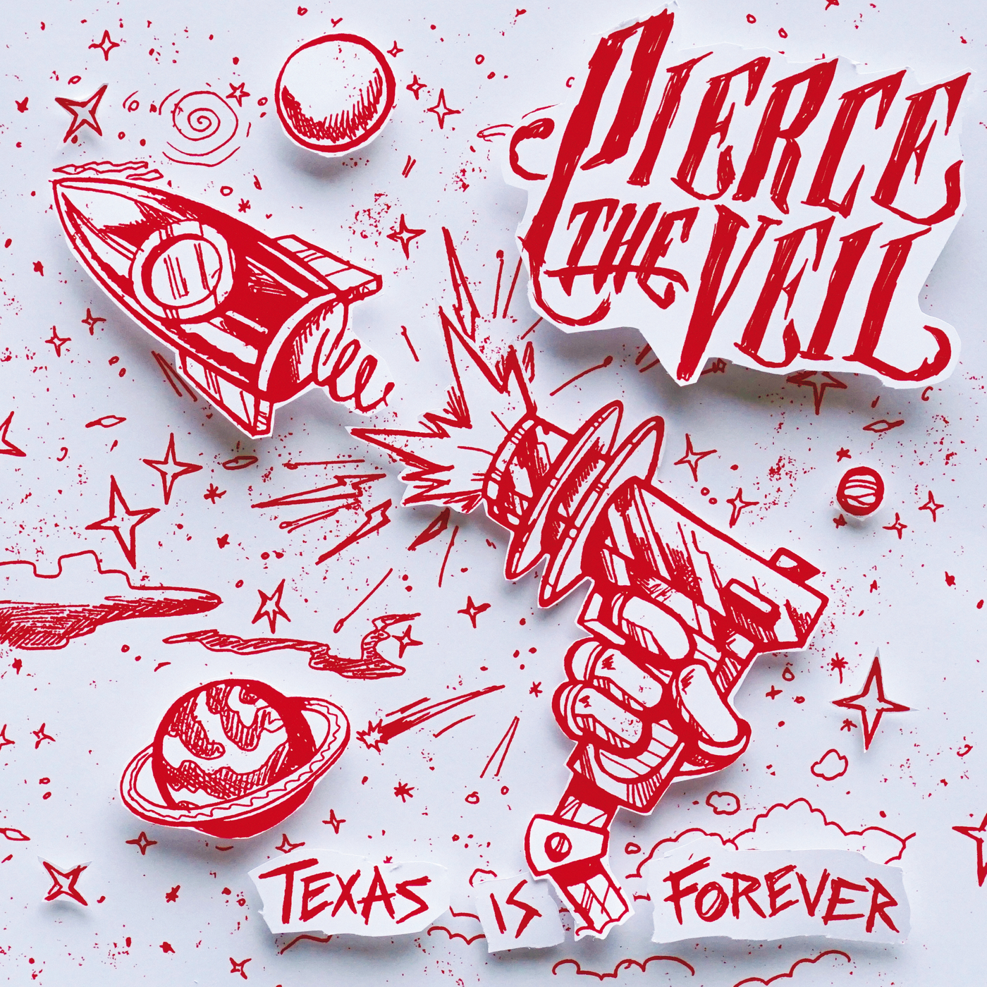 Pierce the Veil – Texas Is Forever [single] (2016)