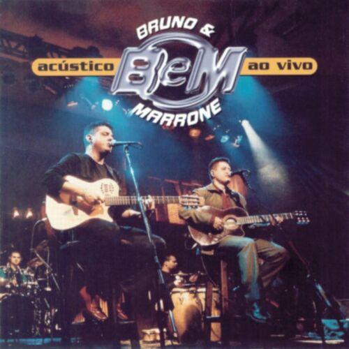 Baixar CD Acústico – Ao Vivo – Bruno & Marrone (1999) Grátis