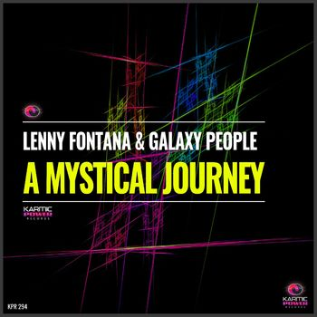 A Mystical Journey, Galaxy People cover