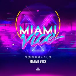 Album cover of Miami Vice